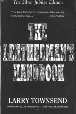 Leathermans Handbook Cover